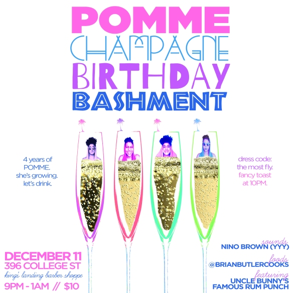 pomme 4th bday 5